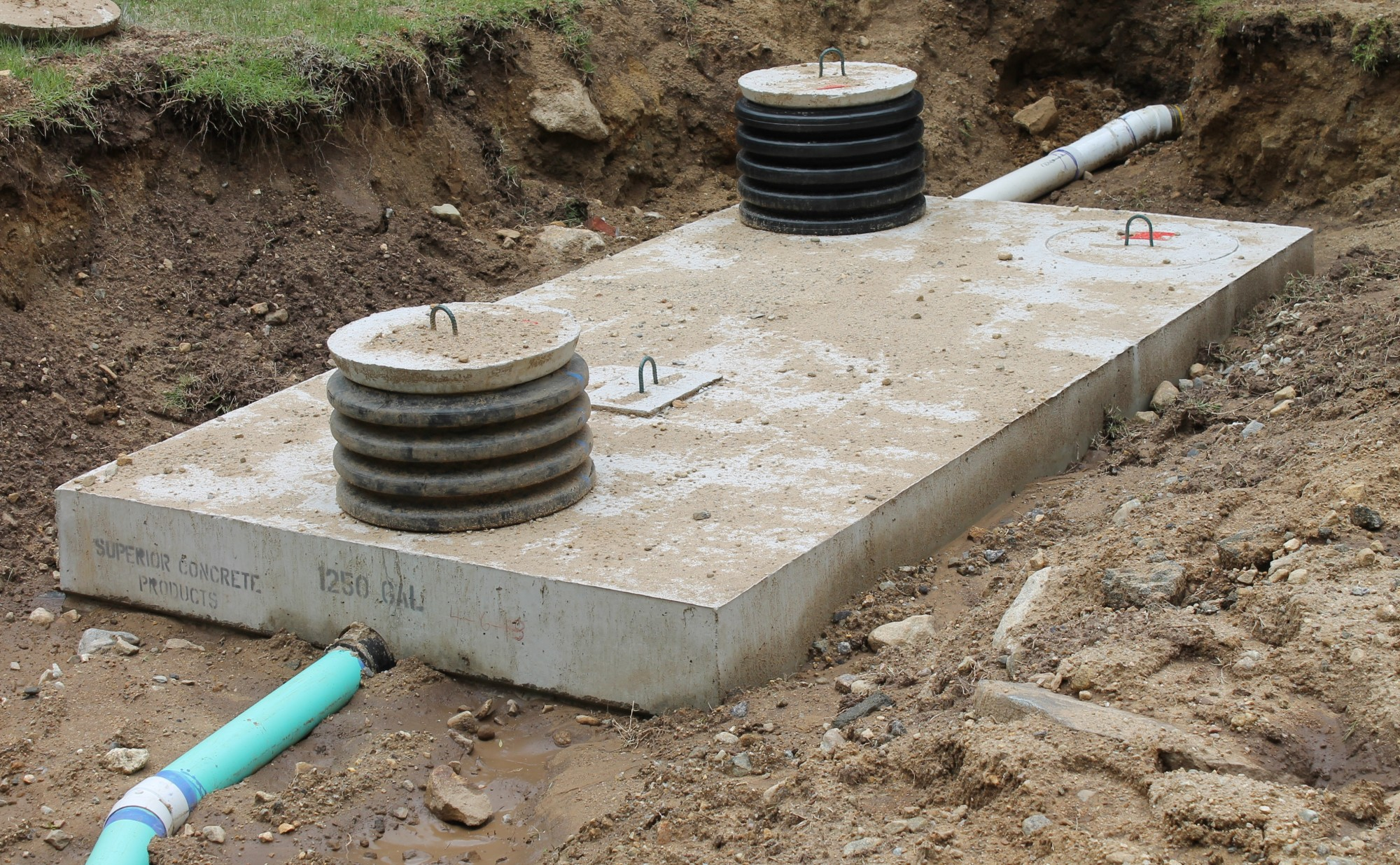 Septic tank maintenance septic service cleaning septic for How to build a septic tank
